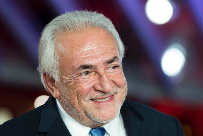 Strauss-Kahn lance un club de réflexion politique