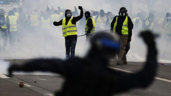 Bilan des arrestations des gilets jaunes ce samedi 8 décembre