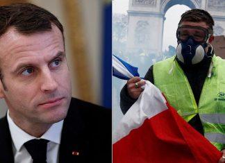 Macron: sa réponse aux « gilets jaunes »