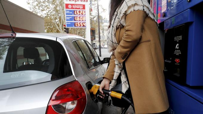 Prix des carburants au plus bas depuis des mois