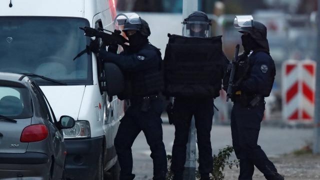 Terroriste de strasbourg tué, Daech revendique
