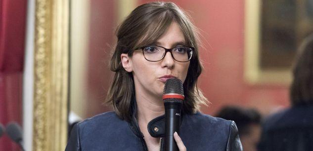 Aurore Bergé signale les propos de certains cadres Insoumis
