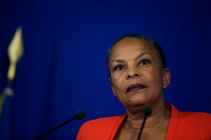 Christiane Taubira vante les mérites des