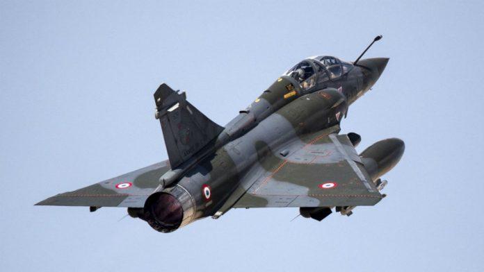Décès de l'équipage Mirage 2000 (Détail)