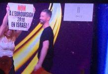 Destination Eurovision : opposants à Israël (Vidéo)