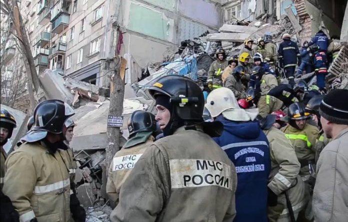 Explosion due au gaz en Russie : le bilan s'élève à 37 personnes