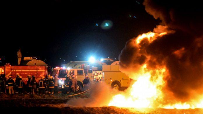 Explosion d'un oléoduc fait 21 morts au Mexique