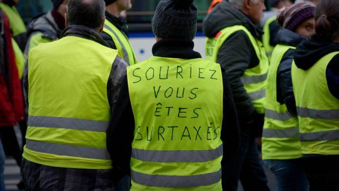 Gilets Jaunes: Lettre à Macron et manifs non déclarées, l'acte 8 se prépare