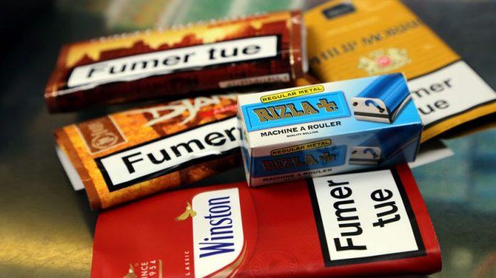 Hausse des taxes sur le tabac: 2018 a été une année record pour l'Etat