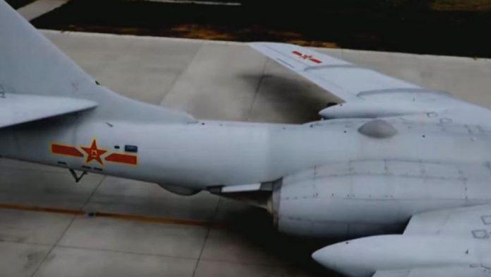 La Chine largue sa méga-bombe (Détail)