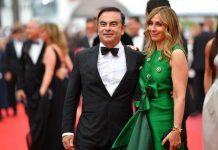 La femme de Carlos Ghosn écrit une lettre à Macron