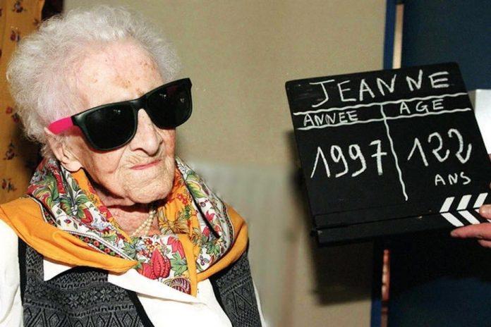 La longévité de Jeanne Calment mise en doute (Détail)