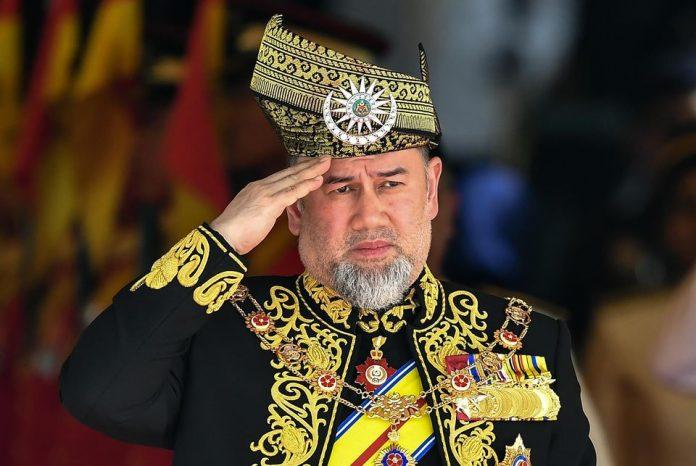 Le roi de Malaisie abdique après deux ans sur le trône (Détail)