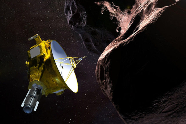 New Horizons a rasé l'astéroïde Ultima Thulé (images)