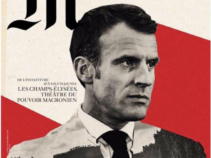 Polémique sur Macron en nazi: Le Monde s'excuse de nouveau pour sa couverture