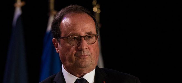 Gilets jaunes: Hollande reconnaît une