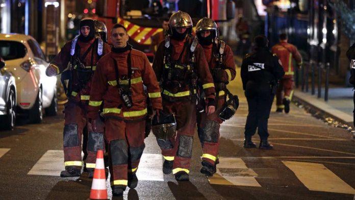 Incendie à Paris: La thèse criminelle est privilégiée