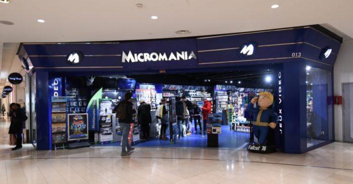 Micromania en proie à des difficultés financières importantes (détail)