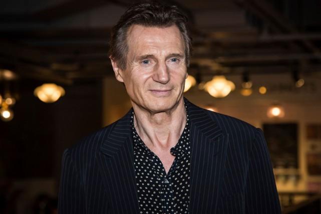 Pour venger une proche violée, Liam Neeson a eu envie de