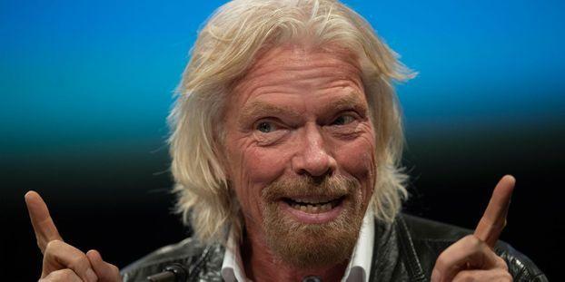 Richard Branson effectuera son premier voyage spatial en juillet (détail)