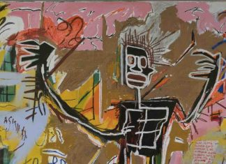 Une toile de Basquiat détruite à coups de corn flakes sur un yacht