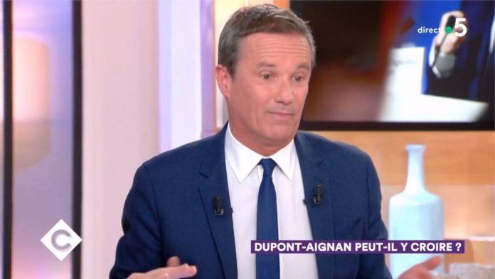 C à Vous : Dupont-Aignan prié de quitter le plateau (Vidéo)