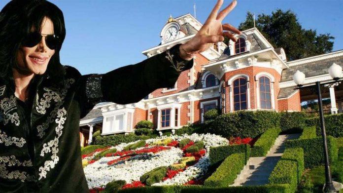 Le Ranch de Michael Jackson à vendre (détail)