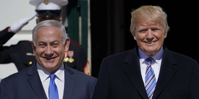 Trump offre à Nétanyahou la reconnaissance de l'annexion du Golan (détail)