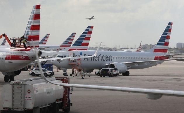 Boeing 737 Max : American Airlines va annuler 115 vols par jour (détail)
