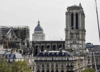 Enquête incendie Notre-Dame de Paris : des ouvriers ont enfreint l'interdiction de fumer