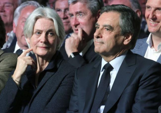 François et Penelope Fillon renvoyés en correctionnelle (détail)