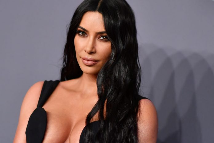 Kim Kardashian veut devenir avocate (détail)