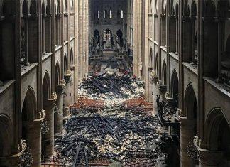 L'enquête sur l'incendie de Notre-Dame de Paris : une quinzaine d'ouvriers déjà entendus