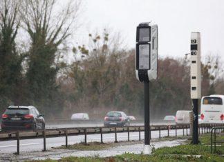 Nouveaux radars installés cette année en France (détail)