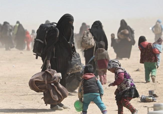 Enfants de djihadistes : la CEDH saisie par des grands-parents (détail)