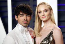 Mariage de Sophie Turner et Joe Jonas à Las Vegas (détail)