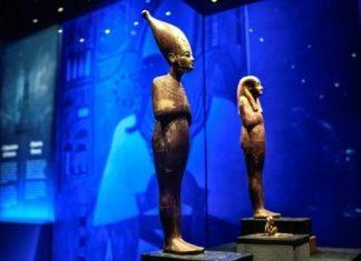 L'Exposition Toutânkhamon devient l'expo la plus visitée de France (détail)