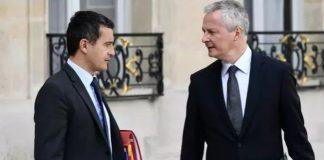 Ministres menacés de mort ? Bruno le Maire et Gérald Darmanin menacés de mort avec des balles