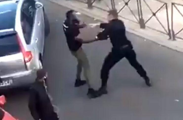 Policier suspendu à Sevran après s'être battu avec un médiateur