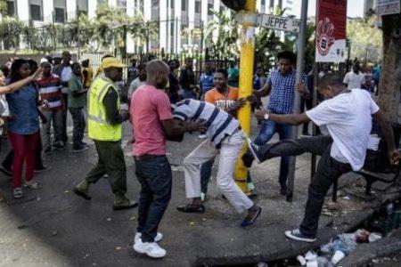 Violences xénophobes en Afrique du Sud, au moins 7 morts (détail)