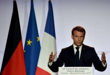 """Emmanuel Macron : """" Le communautarisme, ce n'est pas le terrorisme """""""