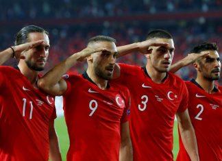 Euro 2020 : Un salut turcs militaire controversé