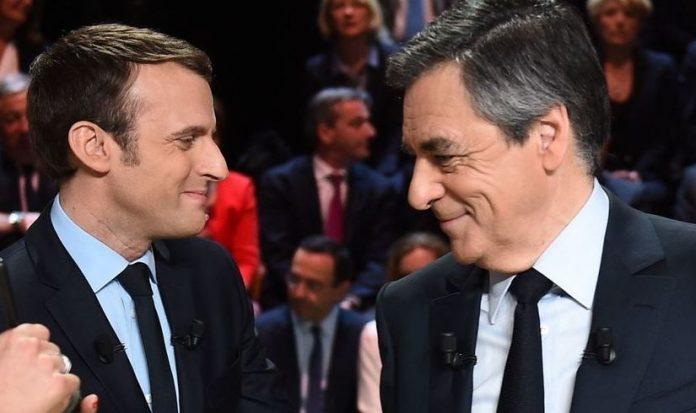 François Fillon ironise sur Emmanuel Macron et les gilets jaunes (détail)