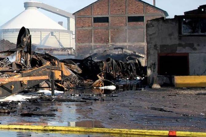 Incendie à Lubrizol : Une enquête ouverte pour