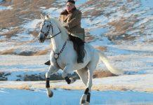 Kim Jong-un et son cheval blanc : un message au monde, mais lequel ?