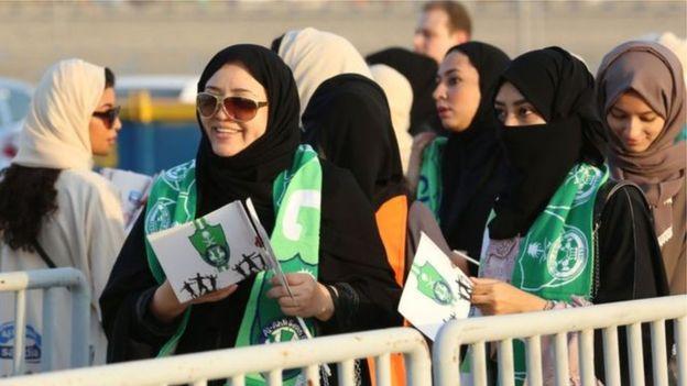Les femmes saoudiennes autorisées à intégrer l'armée