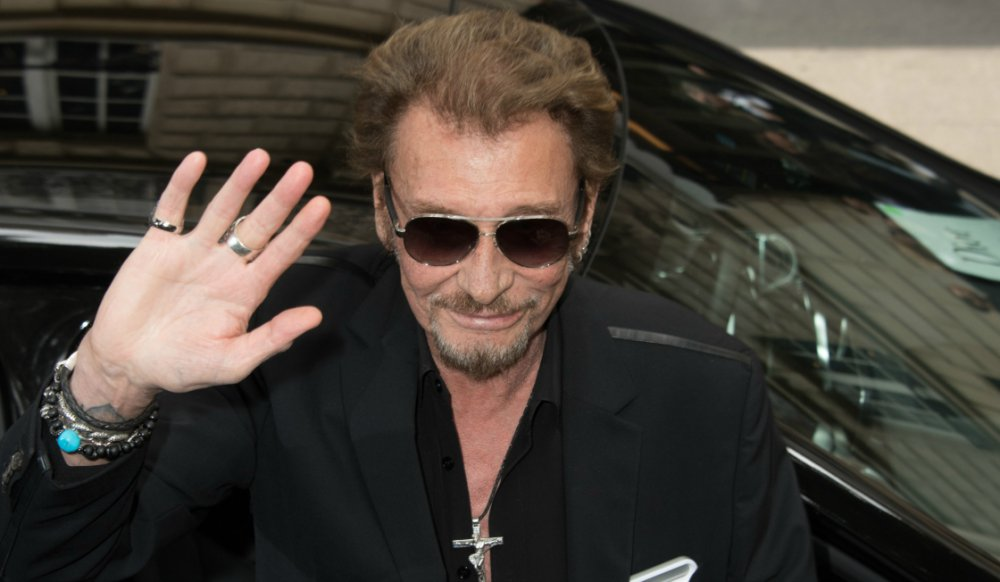 cancer de Johnny Hallyday