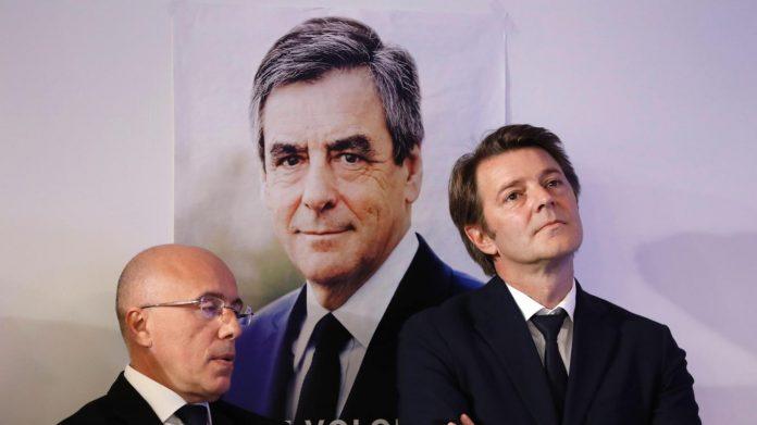 François Fillon arrête la politique