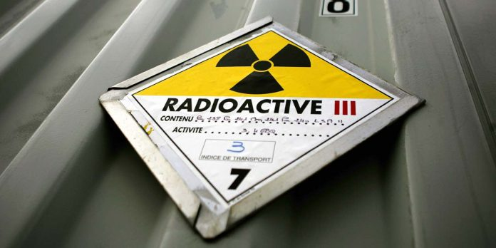 La Russie admet être responsable de la fuite radioactive