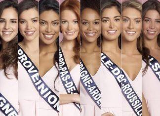 Les Photos des 30 candidates de Miss France 2018